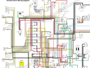 Porsche 356 Wiring Diagram - Wiring Diagram