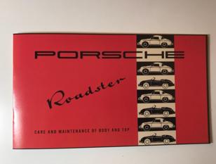 Roadster maintenance