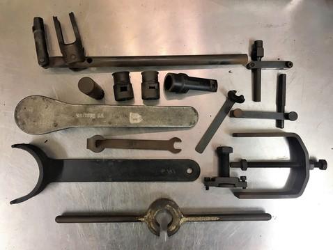 Factory 4 cam tool set