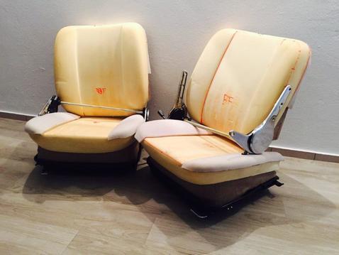Sitze porsche 911 7