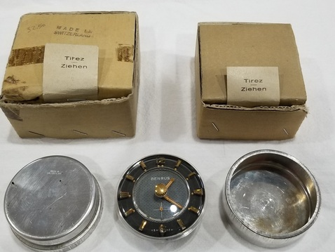 Benrus accesory clock.4