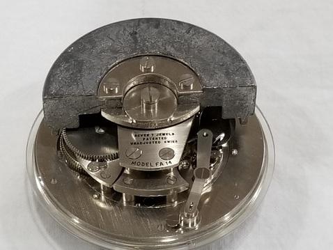 Benrus accesory clock.7