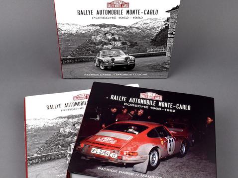 Porsche in the monte carlo rally 1952 %e2%80%93 1982 edition porsche museum copy