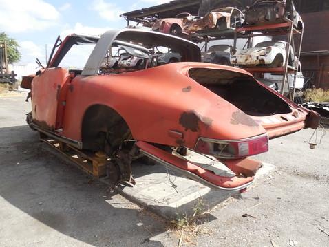1968 p911 l targa dealer  307 dismantler  1156c