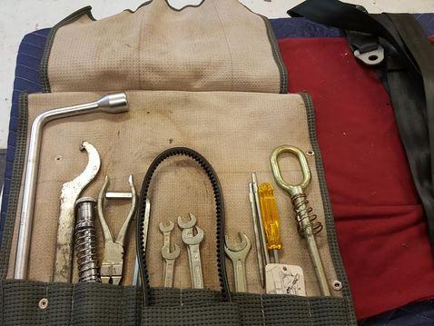 911 tool roll