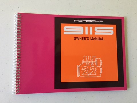 1970 911s drivers manual01