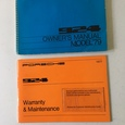 924 drivers manual maintenance warranty 01