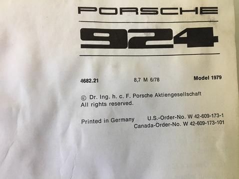 924 drivers manual maintenance warranty 02