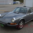 1973 porsche 911t coupe garage find    1