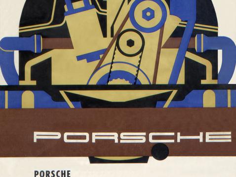 Porsche ret