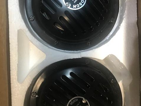 6v horns
