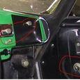 Snot green knobs   escucheons