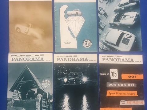 1964 panorama march april may july nov dec