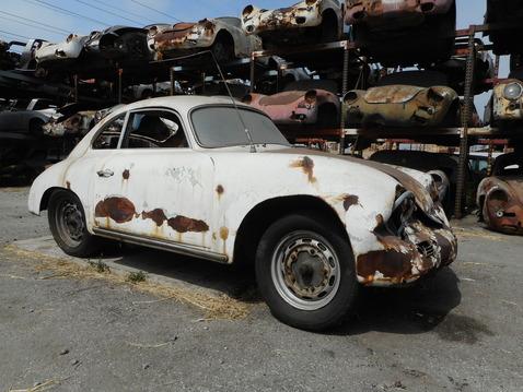 1958 p356 coupe dismantler  1027a