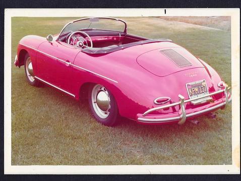 1957 speedster