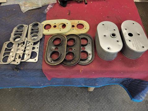 Air cleaner parts knecht
